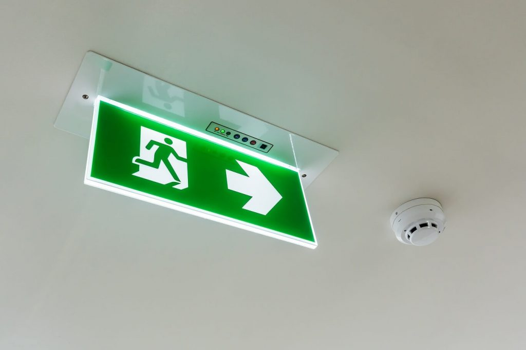 Nice The British Standard, BS EN 1838:2013 Lighting Applications U2013 Emergency  Lighting, Specifies The Luminous Requirements For Emergency Escape Lighting  And ... Awesome Ideas